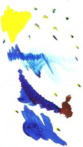 Абстракция - К Солнцу