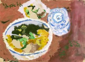 Натюрморт - Японский салат
