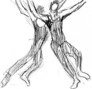 Танец - этюд