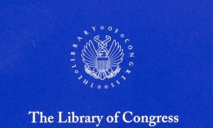Книга молодой москвички - в библиотеке конгресса США