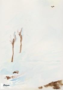 Зимняя сказка Ромеро