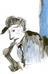 Шерлок-саксофонист.
